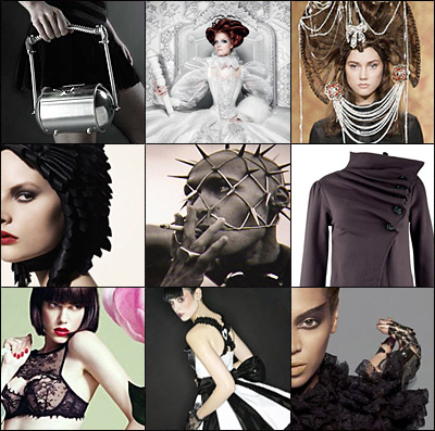 Alternative Fashion Blog on Coilhouse    Blog Archive    Alt Fashion Round Up  First Edition