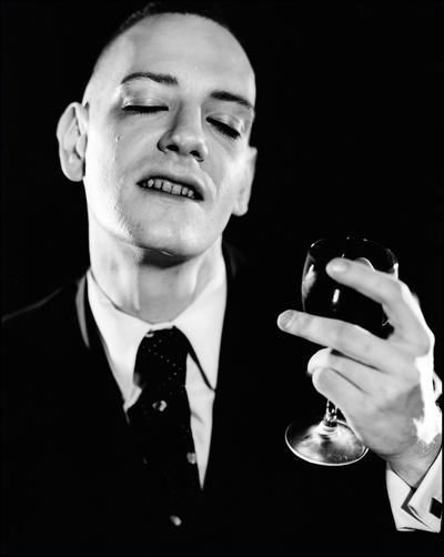 Rose Callahan Jack_ pondering wine